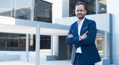"""Iván Tallón (Schneider Electric): """"The digital transformation in the water sector is reality"""""""