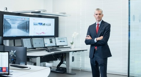 """Javier Figueras (ABB): """"We are part of the water sector and manufacture for the water sector"""""""