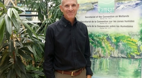Ramsar appoints Jay Aldous as Deputy Secretary General