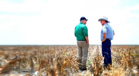 Just because both sides support drought relief, doesn't mean it's right