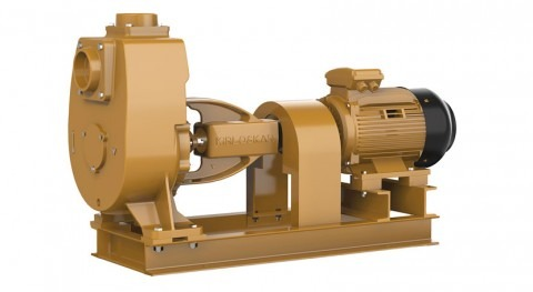 KBL introduces new line of its Self-Priming Coupled Pumpset
