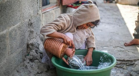 """""""Running Dry"""": scale and impact of water scarcity in the Middle East and North Africa"""