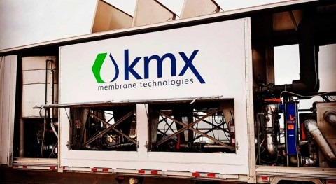 Antelope Water Management completes KMX Membrane Technologies asset acquisition