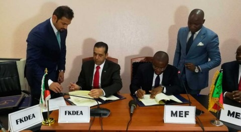 Kuwait Fund extends $17 million loan for the water supply in Benin