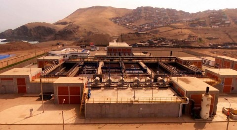 Chira WWTP in Peru, built and operated by ACCIONA, has been operational for five years