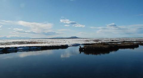 Argentina extends the boundaries of the Wetland of International Importance Laguna Llancanelo