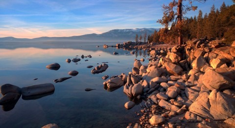 World-first system forecasts warming of lakes globally