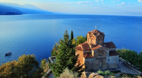 Lake Ohrid: the new member of the Ramsar family of Wetlands of International Importance