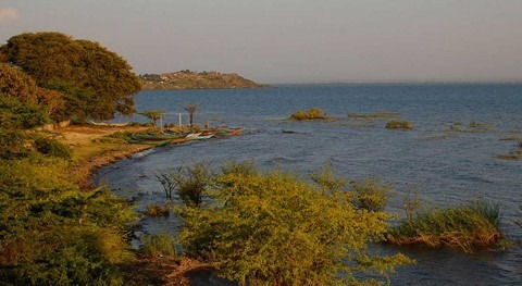 In 100,000 years Lake Victoria has dried up three times. It could happen again