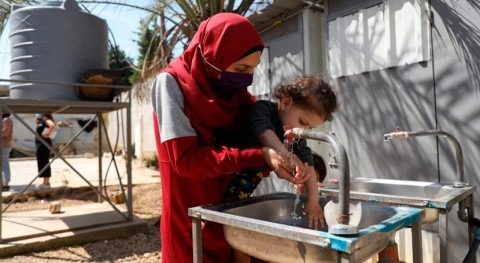 Water supply systems near collapse in Lebanon: over 71% of people risk losing access to water