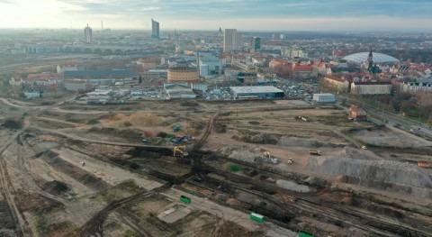 Leipzig 416: BlueGreen infrastructures for new and resource-efficient urban neighbourhood