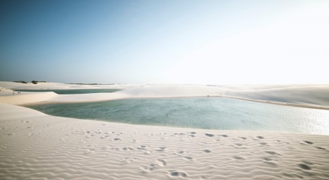 The magical desert of Lençóis Maranhenses