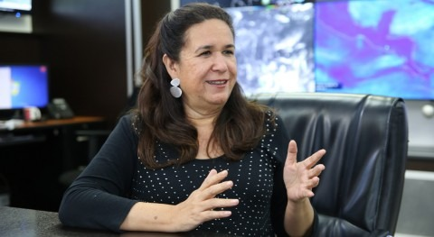 "Lina Pohl: ""Addressing water quality issues is priority for Salvador"""