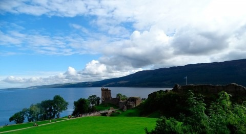 The mysterious Loch Ness: looking for Nessie