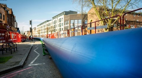 Thames Water's owners to match fund major upgrade of London's Victorian water network