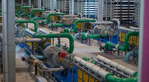 ACCIONA to build and operate Cabos desalination plant in Mexico