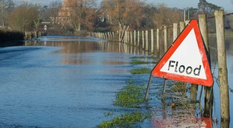 Flooding impacts emergency response time in England
