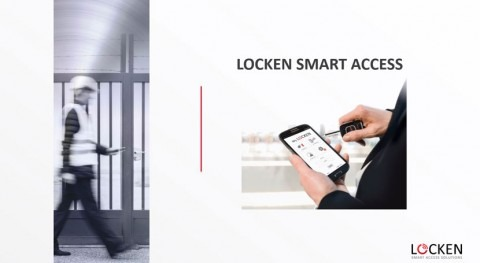 Locken Smart Access, complete facility access control