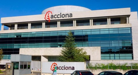 ACCIONA increased ordinary profit to €155 million