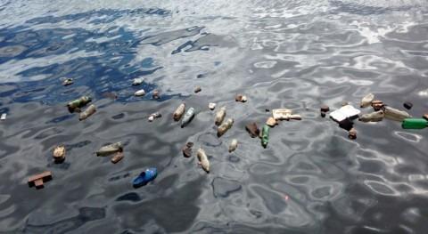 Breaking down marine plastic pollution
