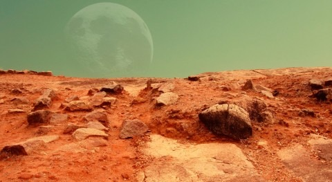 SWIM Project Maps Potential Sources of Mars Water