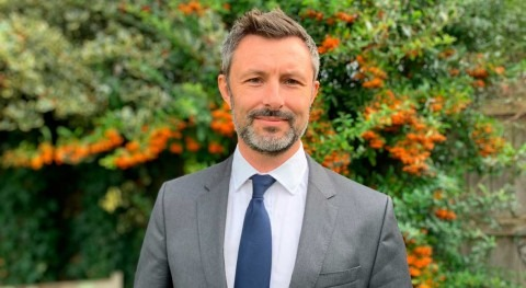 Isle Utilities appoints new European director