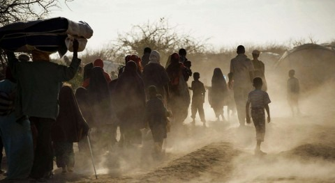 Climate refugees: towards global, federal solution