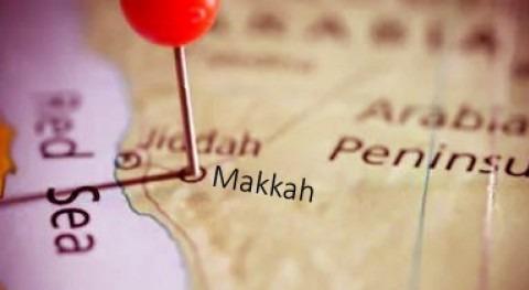Makkah water