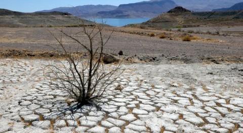 'Megadrought' along border strains US-Mexico waterrelations