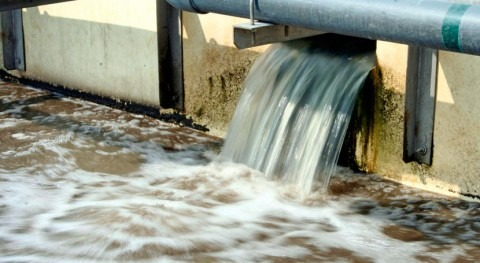 Mining sewage for fertilisers and energy to prevent water shortages