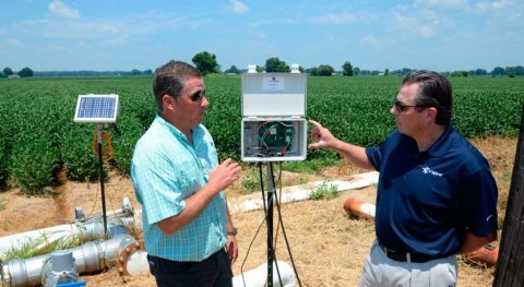 Mississippi Delta farmers ready to boost row crop yields while conserving water