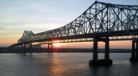 Tackling plastic pollution in the Mississippi River