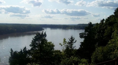 What is the longest river in North Americathe United States?