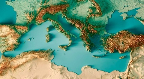 Why the Mediterranean is climate change hotspot