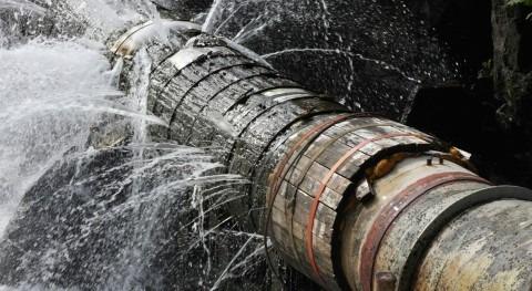 Non-Revenue water reduction programmes