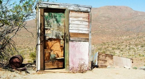 Our toilets: brief history