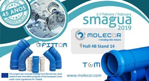 Molecor will participate in the new edition of Smagua 2019