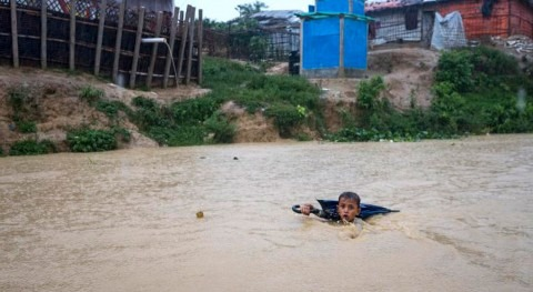Monsoon rains bring severe flooding and landslides across South Asia