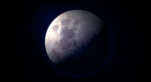 New study shows water formation on the Moon