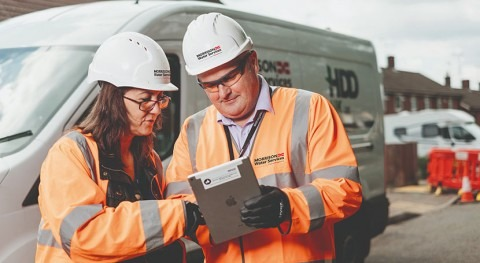 Morrison Water Services is formed to create enhanced delivery