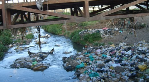 I looked at how polluted Nairobi River is. What I found