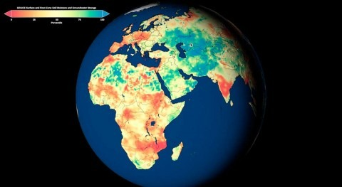 NASA, University of Nebraska release new global groundwater maps and U.S. drought forecasts