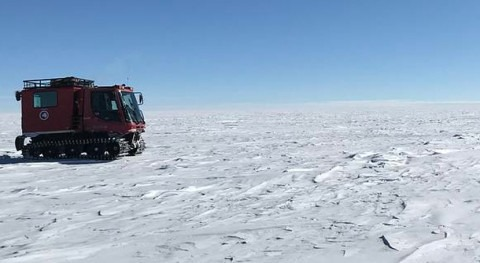 NASA space lasers map meltwater lakes in Antarctica with striking precision