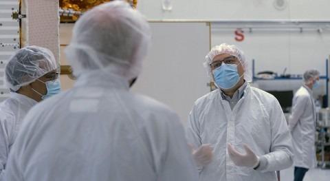 International cutting-edge SWOT satellite to survey the world's water