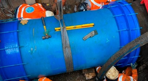Safety map will pinpoint UK's million miles of pipes and cables