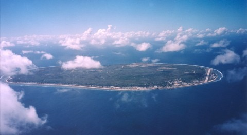 ADB and Nauru sign grant to expand and improve water, waste management services