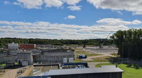 NCC to remodel and expand Swedish Kristianstad wastewater treatment plant