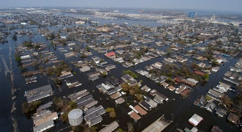 Experts develop flood prediction model