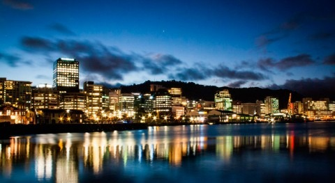 Wellington Water and Veolia sign $170m contract for wastewater services