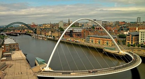 Northumbrian Water to improve water quality in Newcastle, UK